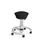 Aeris-Swopper_castors-hard-floor_standard_light-grey-metallic_light-grey-metallic_microfibre_black