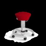 Aeris-Swopper_castors-hard-floor_standard_light-grey-metallic_light-grey-metallic_microfibre_red